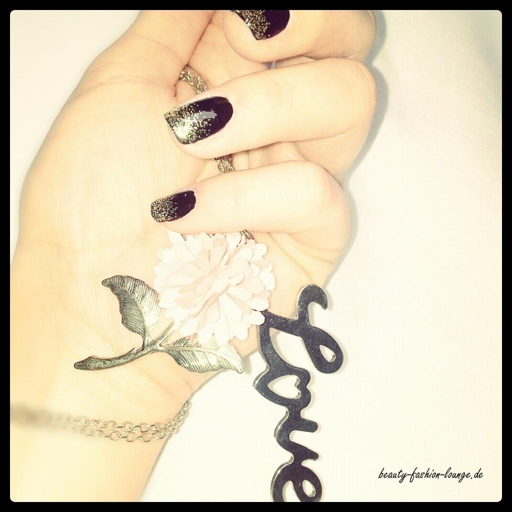 Nail Art : Glitter