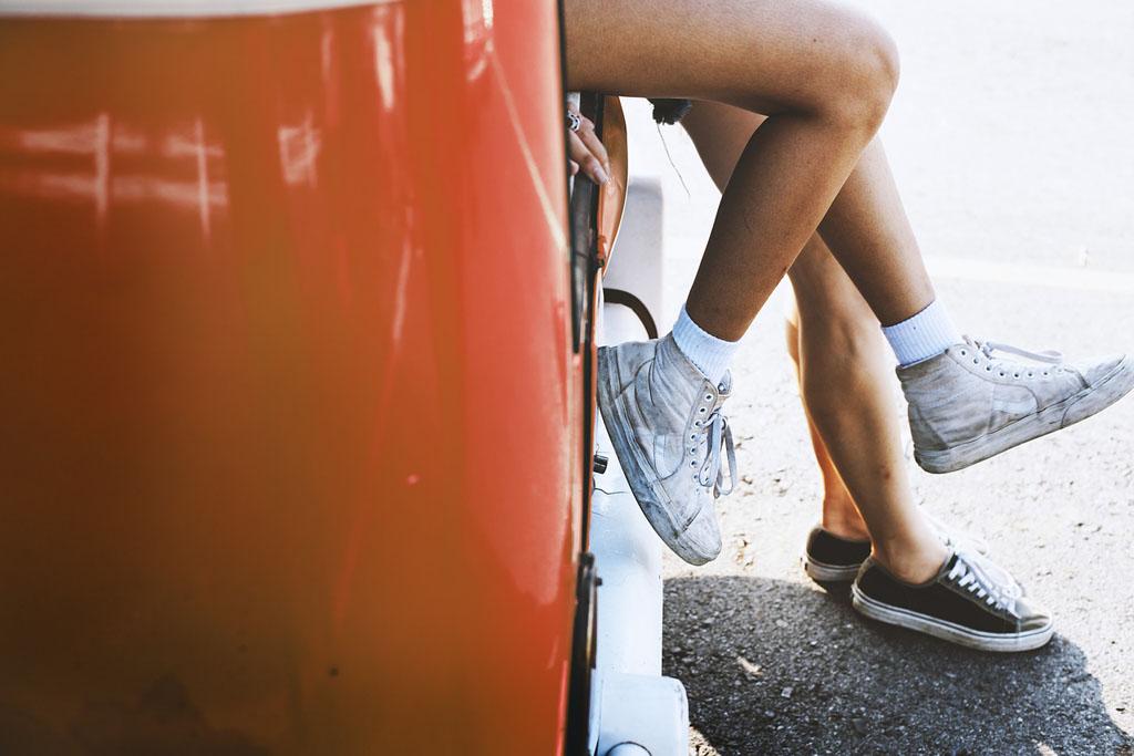Wie bekomme ich sexy Beine für den Sommer?